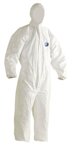 enlarge picture: DuPont Tyvek® Classic Xpert coveralls