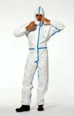 enlarge picture: DuPont Tyvek® Classic Plus coveralls