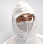 enlarge picture: Hood, Sterile White SMS Fabric